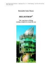 Heliotrope - Rolf Disch