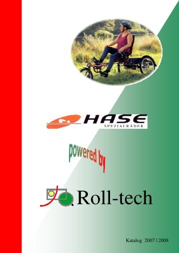 Hase powered by 2008 - Roll-tech, Fa. Reineke