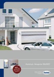 ROLENTO Prospekt, 6000670.indd - Hohmann Sonnenschutz