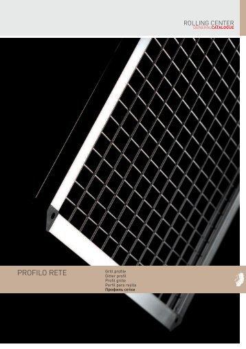 PROFILO RETE - Rolling Center