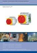 Kompetenzbroschüre Hauptschalter - ELEKTRA Tailfingen - Page 6