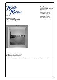 Fotorollo (pdf, 174 KB) - Rollo Rieper