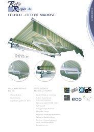 Eco XXL - Rollo Rieper