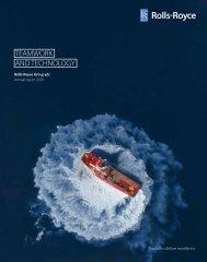 Full annual report - Rolls-Royce