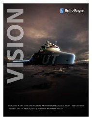 Vision 2010 - Rolls-Royce