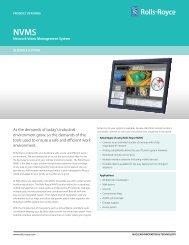 NVMS - Rolls-Royce
