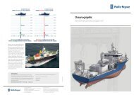 Download fact sheet for oceanographic & research ... - Rolls-Royce