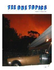 Issue21 Feb03 - Rolls Royce & Bentley Owners Club - South Africa