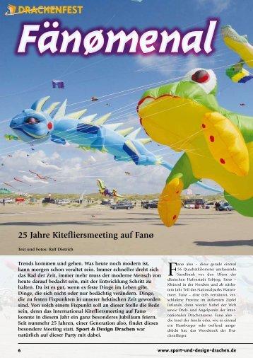 Artikel aus Sport&Design Drachen - Dietrichs