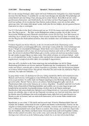 13. Mai 2009 - Die Rom Pilger