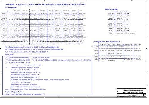 ALC655 CODEC TELECHARGER PILOTE