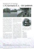 Stadionmagazin des SSV Jeddeloh II - Seite 4