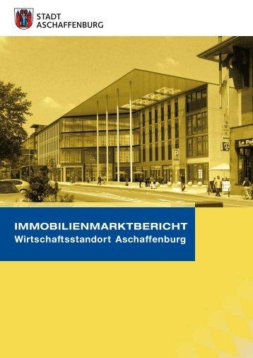 IMMOBILIENMARKTBERICHT ... - Stadt Aschaffenburg