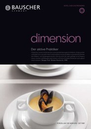 dimension - Bauscher