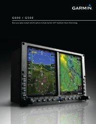 G500 Brochure - Kings Avionics, Inc