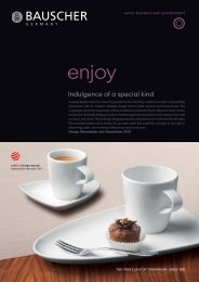 Enjoy - Bauscher USA, Inc.