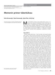 Memenin primer tüberkülozu - Diagnostic and Interventional ...