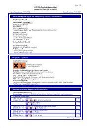 Sicherheitsblatt - feedback-online.de