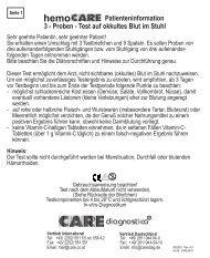 Infoblatt - feedback-online.de Online Shop