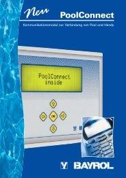 Rufen Sie hier den PoolConnect Prospekt auf. - Bayrol Deutschland ...