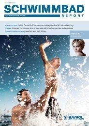Schwimmbad Report 2011 - Bayrol Deutschland GmbH