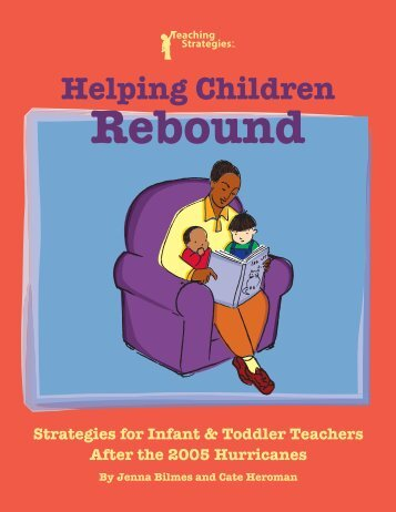 Strategies for Infant & Toddler Teachers After the 2005 Hurricanes