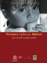 Primeira Infância Melhor: uma inovação em ... - unesdoc - Unesco