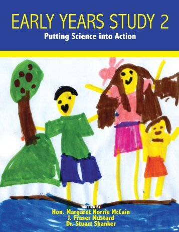 Putting Science into Action - Early Years Study 3