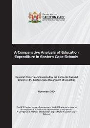 School Community Integration Pilot Project - Department of Education