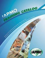 Training Catalog.indd - iapmo