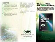 Green Supplement Brochure - iapmo