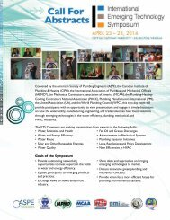 2014 ETS Call for Abstract.indd - iapmo