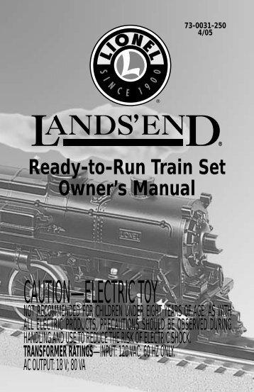 Land's End - Lionel