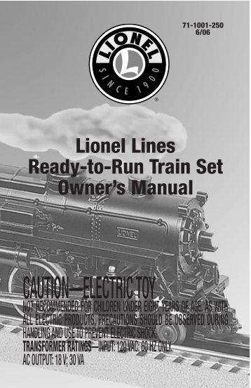 Powermax - Lionel
