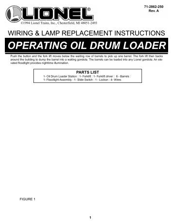 operating oil drum loader lionel?quality=85 397 operating coal loader lionel lionel 164 log loader wiring diagram at alyssarenee.co