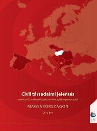 Civil társadalmi jelentés - Decade of Roma Inclusion