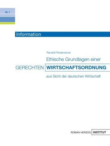 downloaden - Roman Herzog Institut