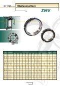 Wellenmuttern Lock Nuts - Romani GmbH - Page 7