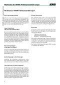 Einbau der HIWIN Profilschienenführungen - Romani GmbH - Page 6