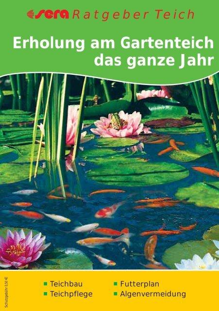 Ratgeber Teich - BB Handel für Koiteich,Swimmingpool, Aquaristik  ...