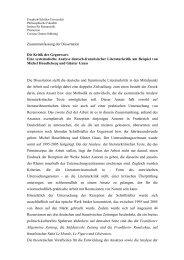 Die Kritik der Gegenwart. Eine systematische Analyse deutsch ...