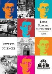 Lettres Sciences - Institut für Romanistik