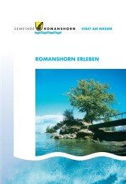 Unterkünfte in Romanshorn und Umgebung