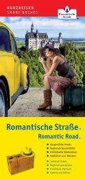 Romantische Straße® Romantic Road