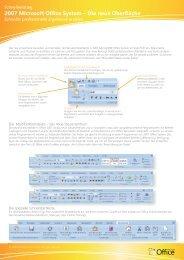 Schnelleinstieg Microsoft Office 2007 - Rombus