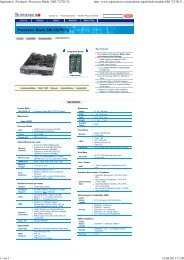 Supermicro   Products   Processor Blade   SBI-7227R-T2 - Rombus