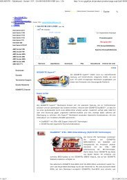 Datenblatt - Rombus