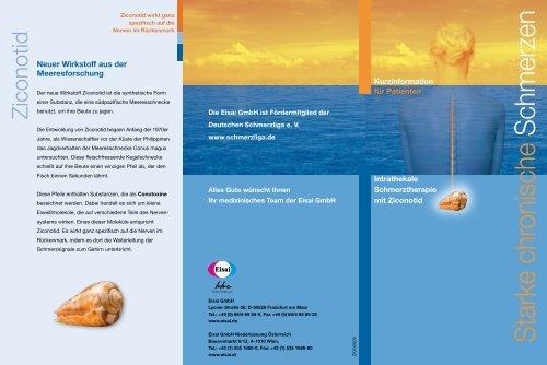 auch zum Herunterladen - Eisai GmbH