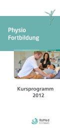 Physio Fortbildung - RoMed Kliniken