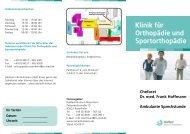 Faltblatt zum Download als PDF - RoMed Kliniken